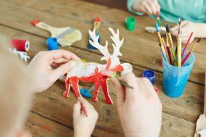 Weihnachtsbasteln - Elternnachmittag @ Geschäftsstelle Herzkranke Kinder e.V. Münster